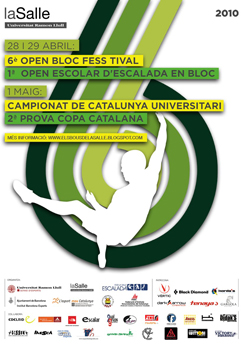 6th Open Bloc Fess-tival 2010